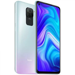 XIAOMI Redmi Note 9 3GB/64GB Polar White смартфон